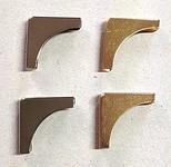 Buchecken aus Metall